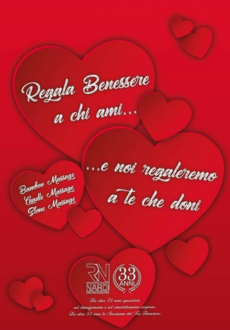 Un San Valentino nel segno del benessere